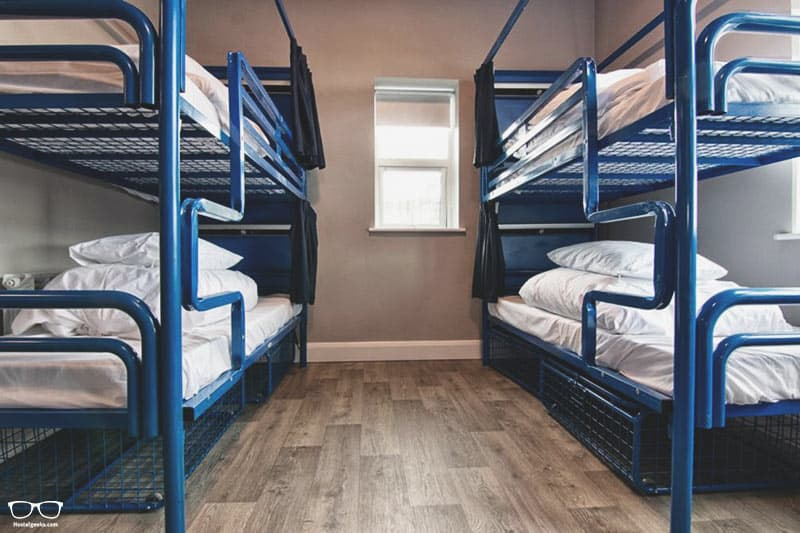 Dungarvan Hostel is one of the best hostels in Ireland, Europe