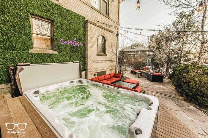 Ember Hostel is one of the best hostels in USA, North America