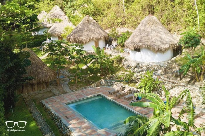 Finca Carpe Diem is one of the best hostels in Colombia, South America