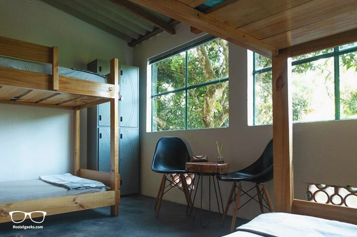 Finca Hostel Bolivar - Casa Mango is one of the best hostels in Colombia, South America