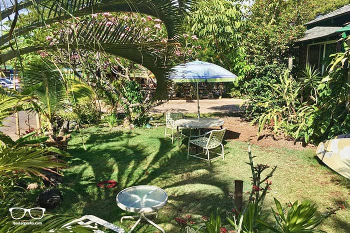 Hakuna Matata Maui Hostel is one of the best hostels in USA, North America