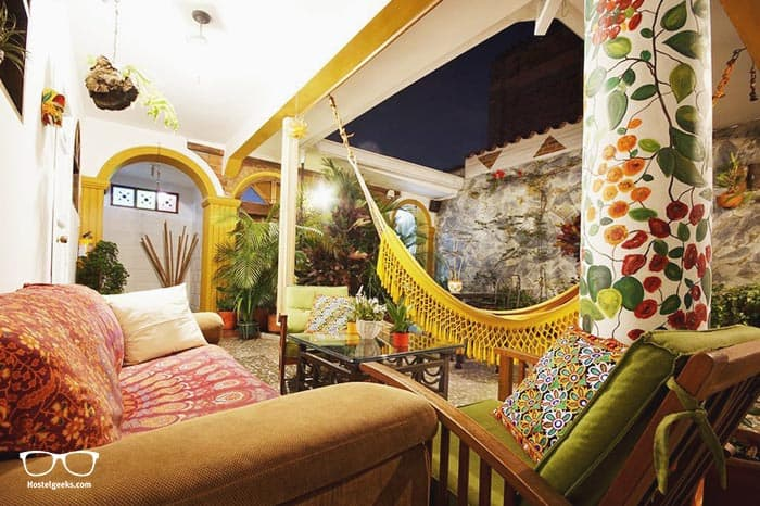 Hostal Ruta Sur is one of the best hostels in Colombia, South America