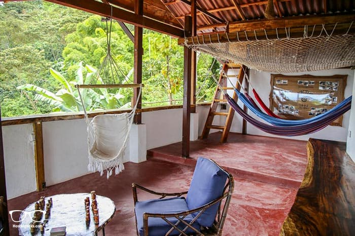 Hostel Casa Viejas is one of the best hostels in Colombia, South America