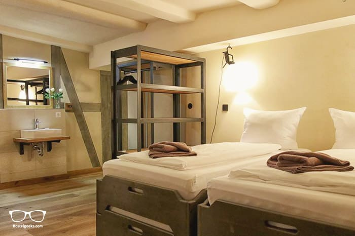 Hostel & Hotel Samocca is one of the best hostels in Germany, Europe