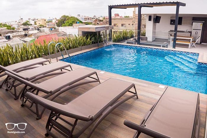 Hostel Laguna Sala by FSL is one of the best hostels in Colombia, South America