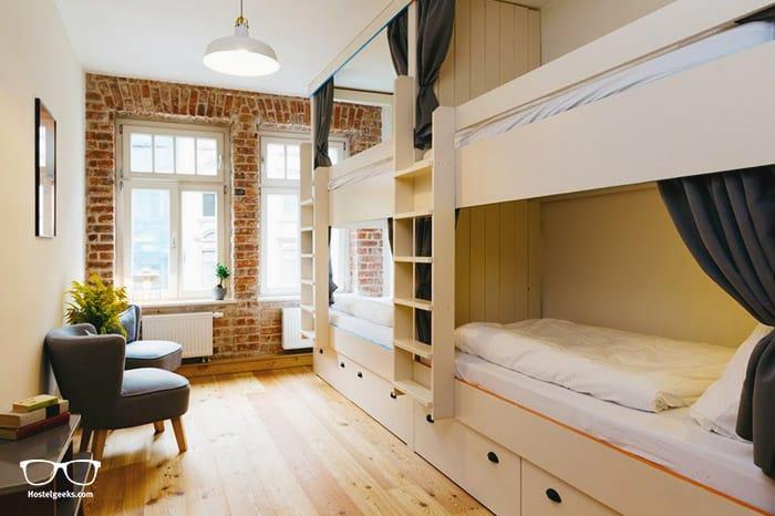 Hostel Multitude is one of the best hostels in Germany, Europe