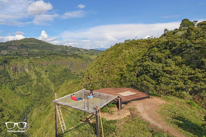 Masaya Hostel San Agustin is one of the best hostels in Colombia, South America