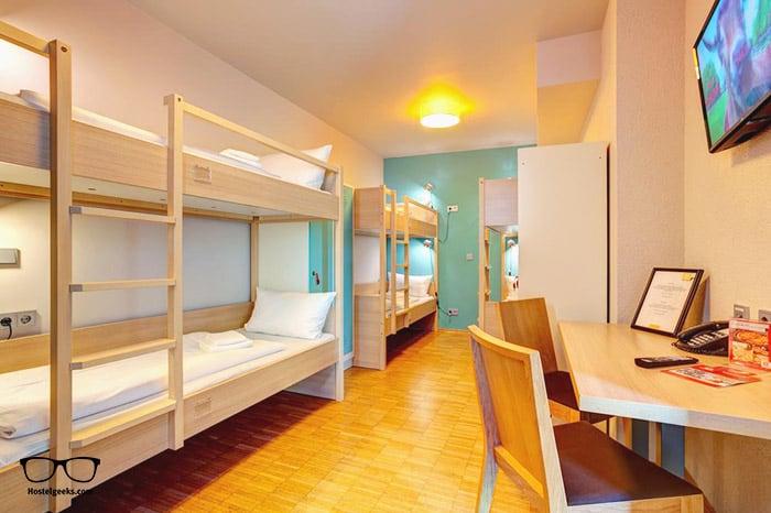 MEININGER Hotel Frankfurt/Main Messe is one of the best hostels in Germany, Europe