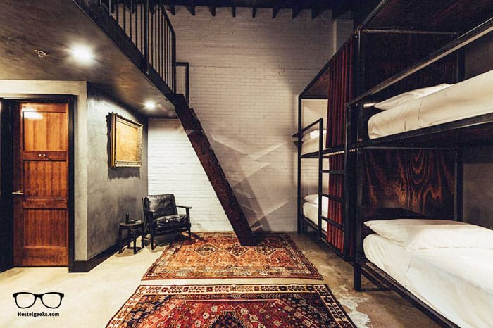 Native Hostels Austin is one of the best hostels in USA, North America