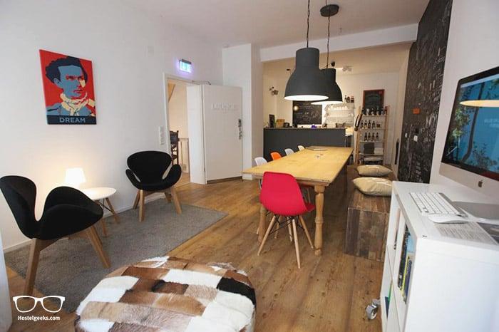 Old Kings Fuessen Design Hostel is one of the best hostels in Germany, Europe