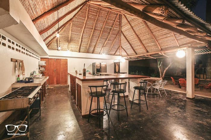 The Pipe House in Playa Grande is a gorgeous design 5 Star Hostel in Costa Rica