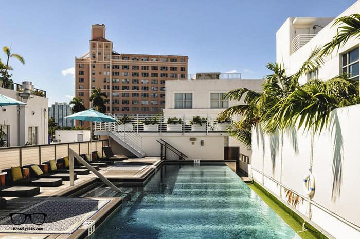Posh South Beach is one of the best hostel in USA, North America