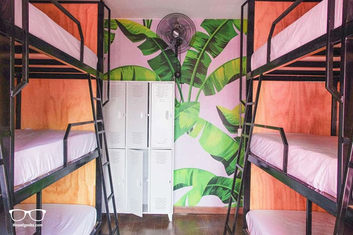 Hostel Rossa Palma is one of the best hostels in Colombia, South America