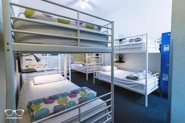 Samesun Venice Beach Los Angeles is one of the best hostels in USA