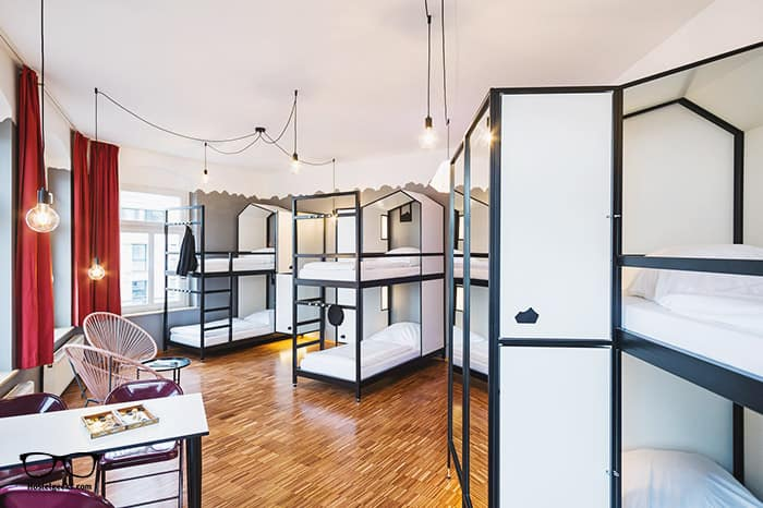 The Circus Hostel is one of the best hostels in Berlin & one of the best hostels in Germany, Europe
