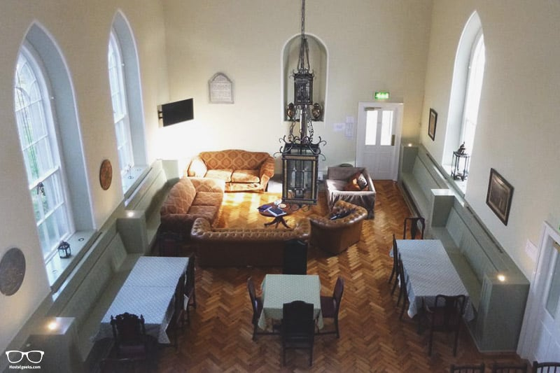 The Forum Mountmellick is one of the best hostels in Ireland, Europe