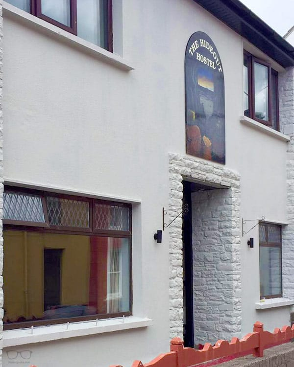 The Hideout Hostel is one of the best hostels in Ireland, Europe
