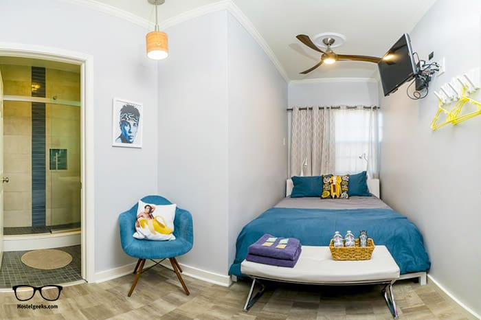 USA Hostels Hollywood is one of the best hostels in USA, North America