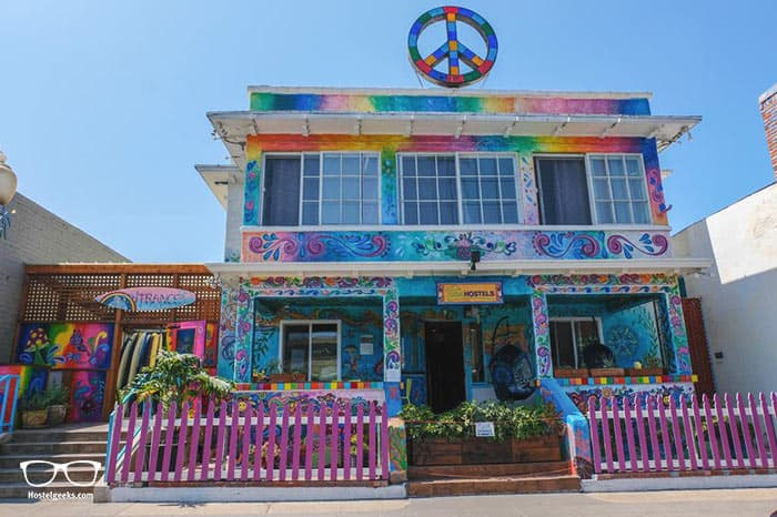 USA Hostels Ocean Beach is one of the best hostels in USA, North America