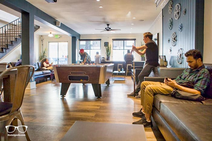 Walk of Fame Hostel is one of the best hostels in USA, North America