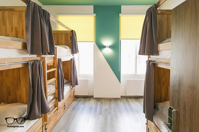 DREAM Hostel Prague is one of the best hostels in Prague for solo travellers