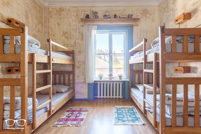M42 Hostel is one of the best hostels in Tbilisi, Georgia