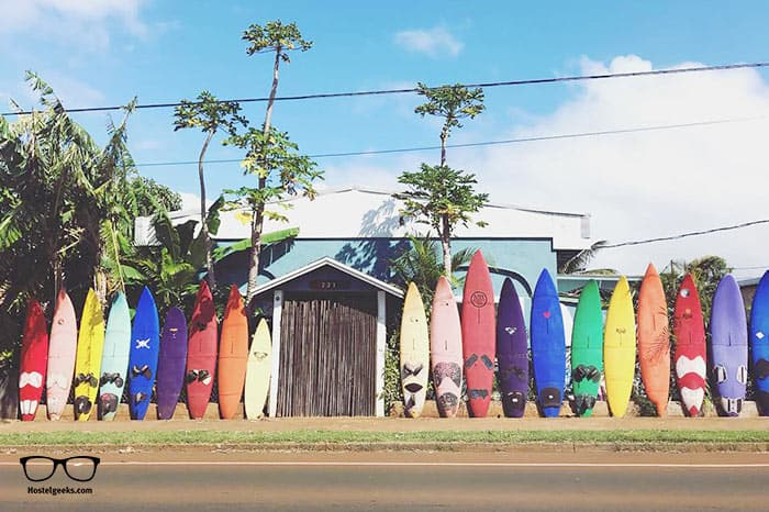 Aloha Surf Hostel is one of the best hostels in Hawaii, USA