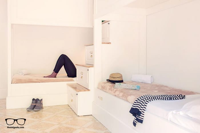Casa Gracia Barcelona is a beautiful 5 Star Hostel in Barcelona, Spain for solo travellers