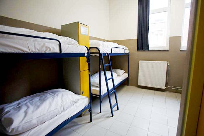 Shelter Jordan - one of the cheapest hostels in Amsterdam in West City