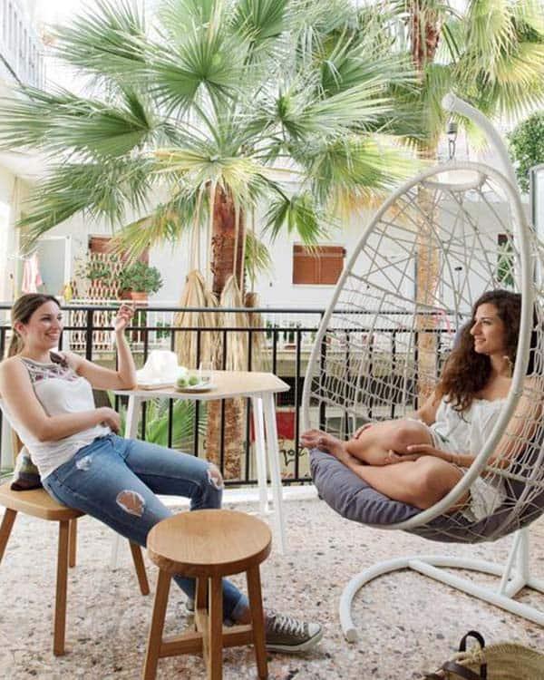 Cocoon City Hostel is a 5 Star Hostel in Chania, Crete - a beautiful island in Greece