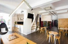 Cocoon City Hostel is a 5 Star Hostel in Chania, Crete - a beautiful island in Greece