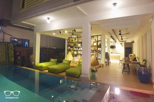 Cozy Cloud is one of the best hostels in Siem Reap, Cambodia