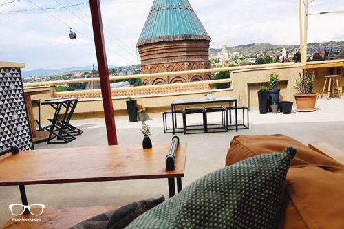 Envoy Hostel is one of the best hostels in Tbilisi, Georgia