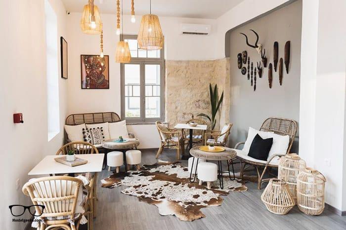 Kumba Hostel is one of the best hostels in Greece, Europe