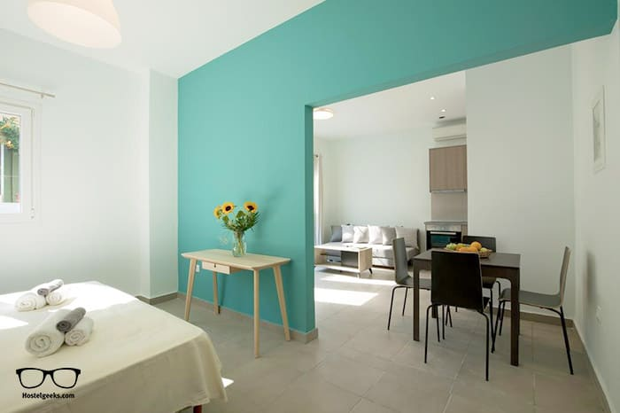 Local Hostel & Suites is one of the best hostels in Greece, Europe