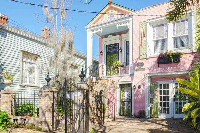 Madame Isabelle's House is one of the best hostels in New Orleans, USA
