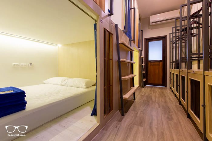 Prince Theatre Heritage Stay is one of the best hostels in Bangkok, Thailand