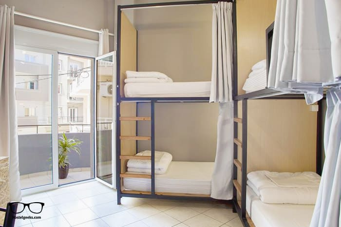 So Young Hostel is one of the best hostels in Greece, Europe