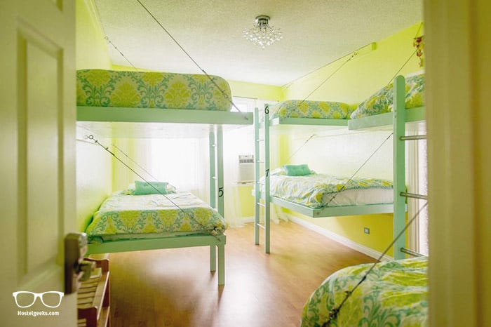 The Big Island Hostel is one of the best hostels iin Hawaii, USA