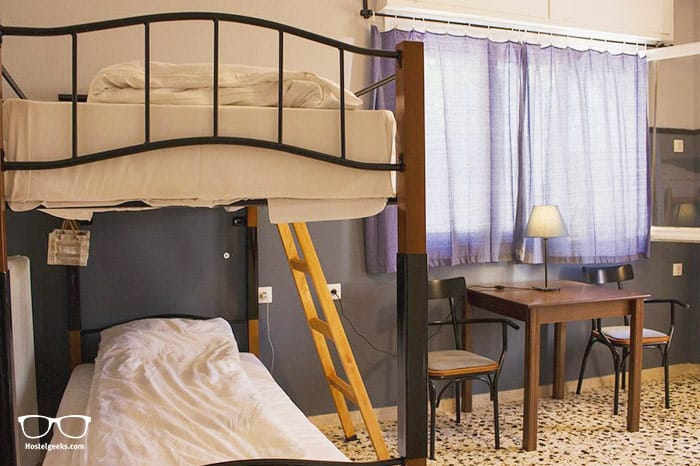 The Holy Rock is one of the best hostels in Greece, Europe
