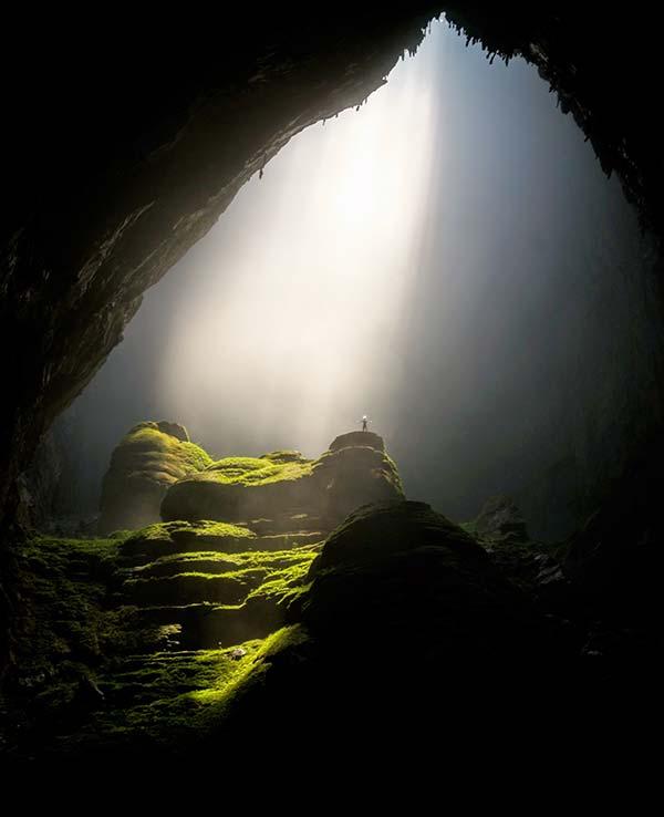 Hang Son Doong Caves in Vietnam