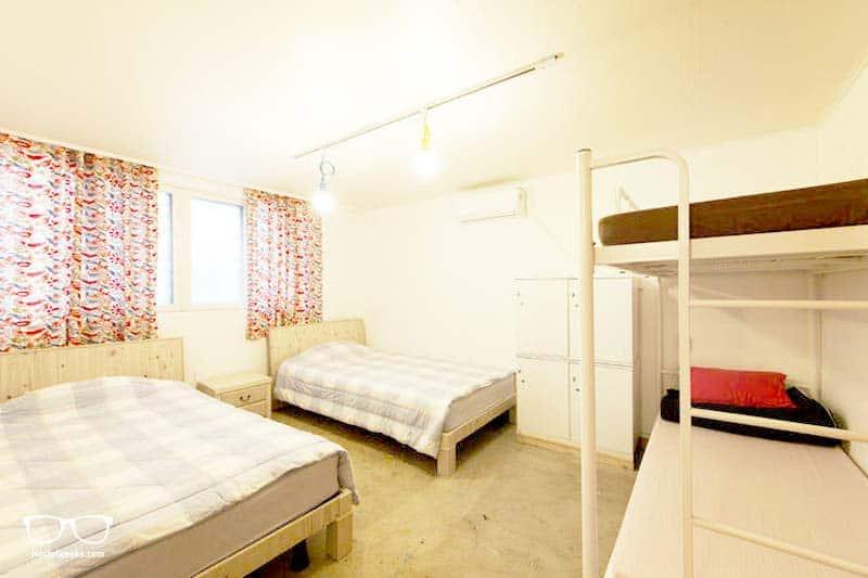 Hongdae Lazy Fox Hostel