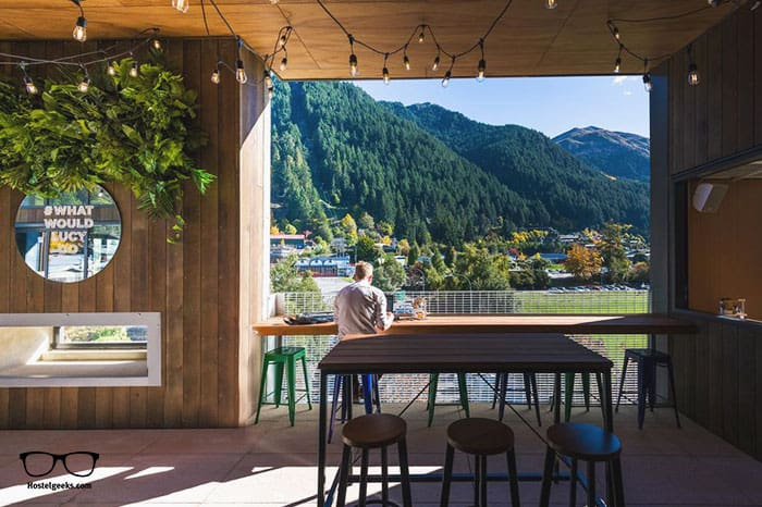 JUCY Snooze is one of the best hostels in New Zealand, Oceania