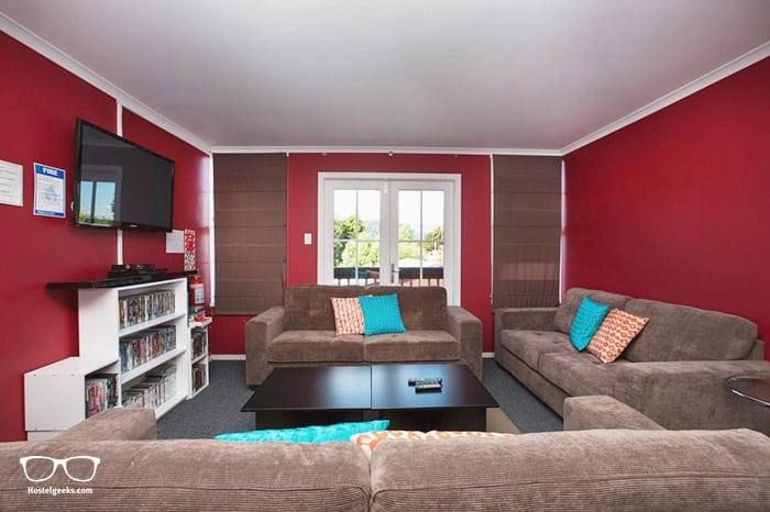 LKNZ Lodge is one of the best hostels in New Zealand