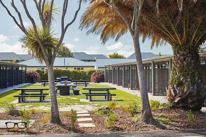 All Stars Inn on Bealey is one of the best hostels in New Zealand, Oceania