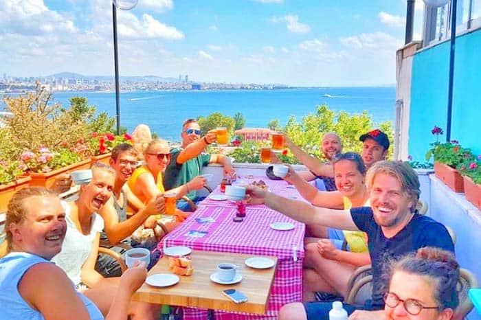 Backpacker Hostel in Istanbul: Cheers Vintage Hostel