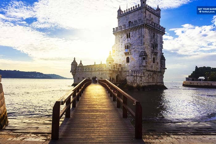 Visit Belem Tower and see an amazing history of Lisbon