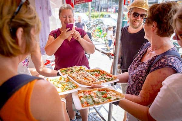 Berlin Food Tour, one of the hipster things to do in Berlin