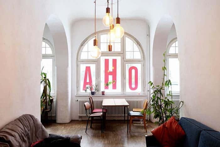 Nice Cafe in Dresden