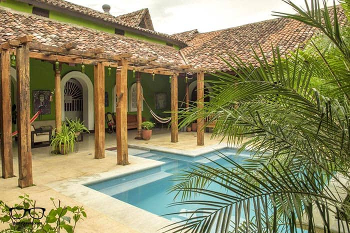 El Caite is one of the best hostels in Nicaragua, Central America